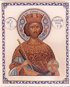 Patron Saints | Sts  Constantine and Helen Greek Orthodox Church